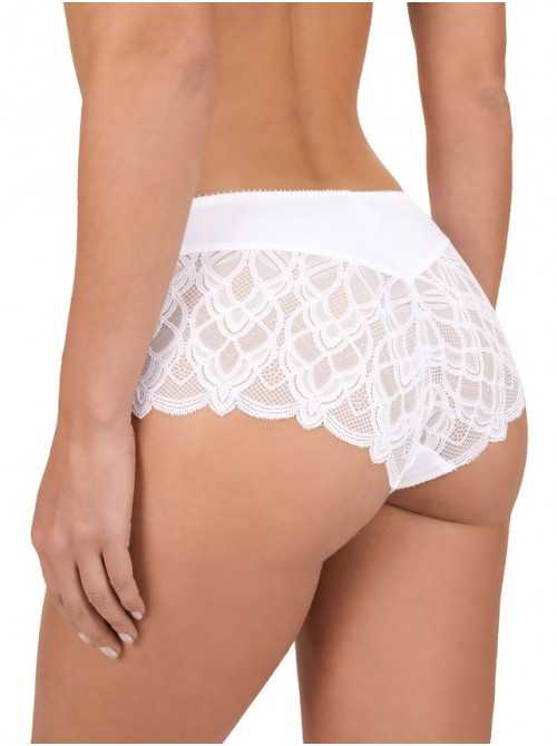 Shorty Felina ICON BLANC