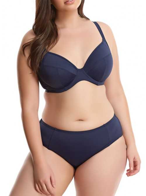 Essentials Midnight Slip mi- couvrant Bleu nuit