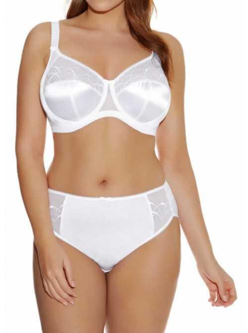 Culotte grande taille d'Elomi CATE EL4035 blanc